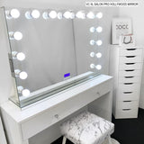 VC ULTRA LUX VANITY TABLE + MIRROR PACK