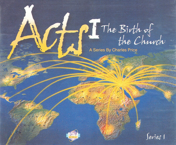 CD: Acts 1: The Birth of the Church (12 Part Series)