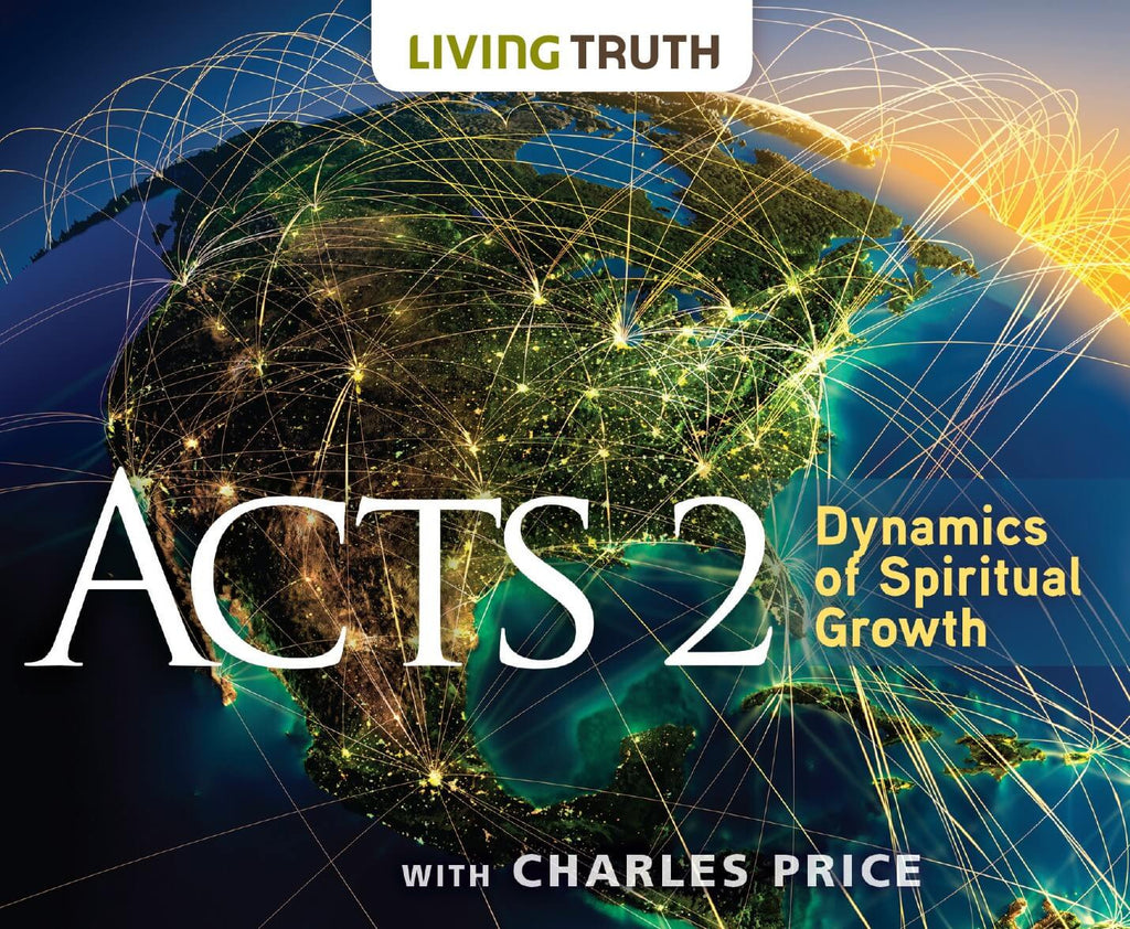 DVD: Acts 2: Dynamics of Spiritual Growth (10 Part Series)