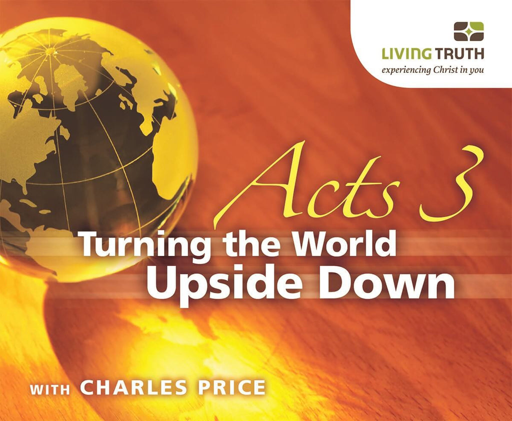 DVD: Acts 3: Turning the World Upside Down (10 Part Series)