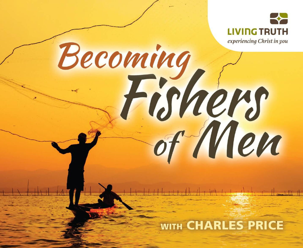 DVD: Becoming Fishers of Men (4 Part Series)