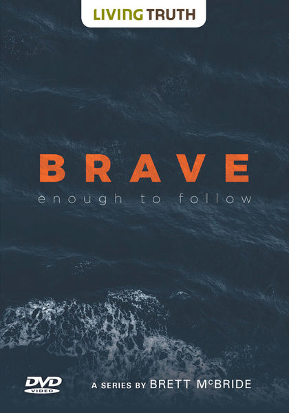 DVD: Brave Enough to Follow (5 Part Series)