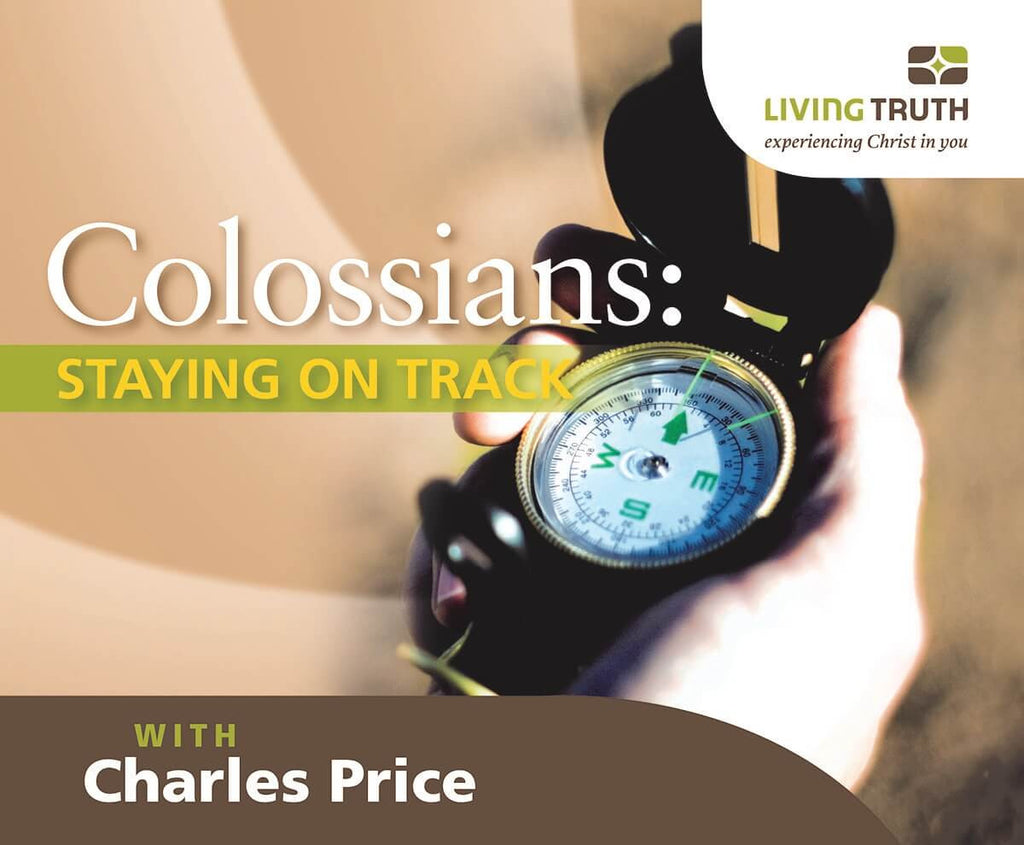 DVD: Colossians: Staying on Track (10 Part Series)