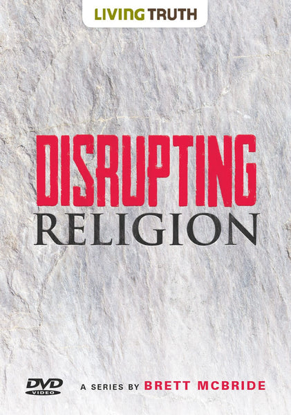 DVD: Disrupting Religion (7 Part Series)