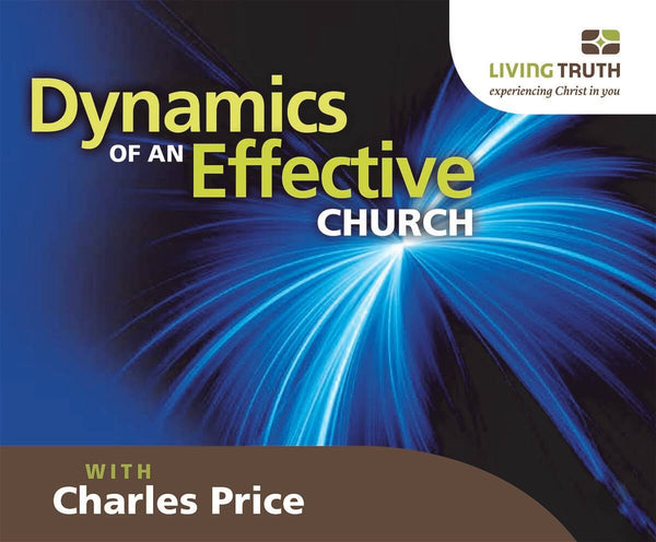 DVD: Dynamics of an Effective Church (8 Part Series)