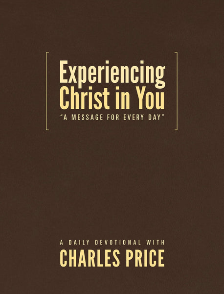 BOOK: Experiencing Christ in You – A Message for Every Day