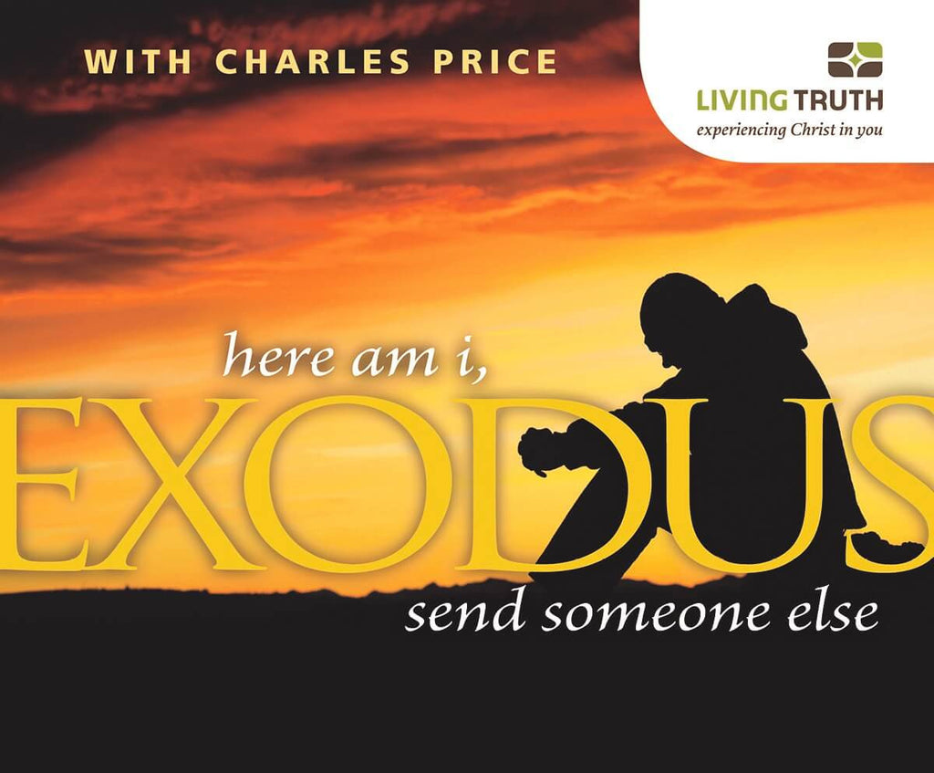 CD: Exodus: Here Am I, Send Someone Else (10 Part Series)