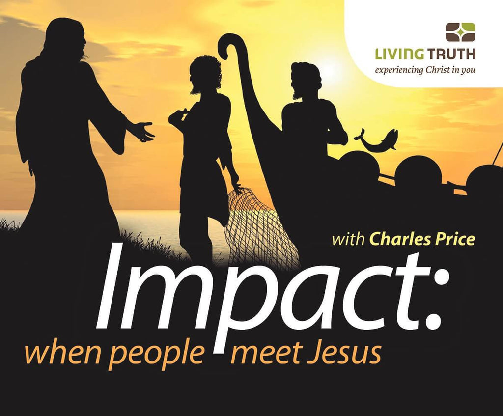 DVD: IMPACT: When People Meet Jesus (10 Part Series)
