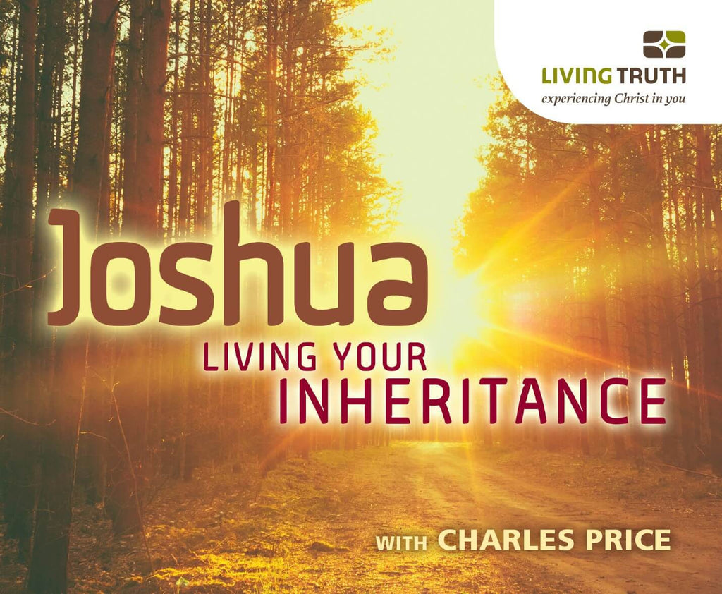 DVD: Joshua: Living Your Inheritance (5 Part Series)