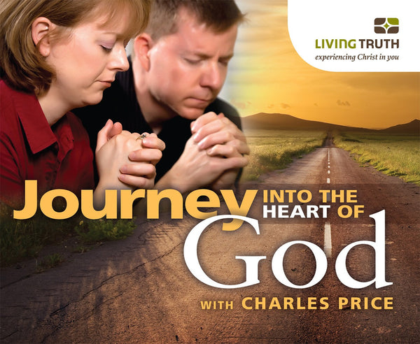 DVD: Journey Into the Heart of God (4 Part Series)