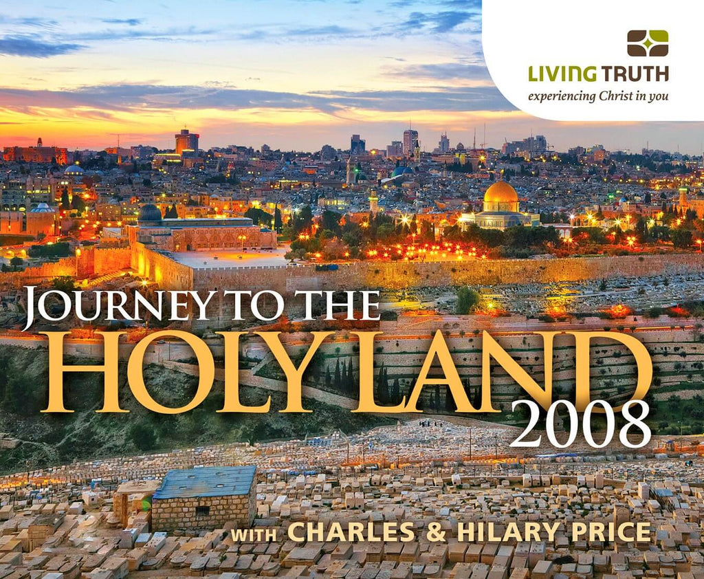 CD: Journey to the Holy Land 2008 (6 Part Series)