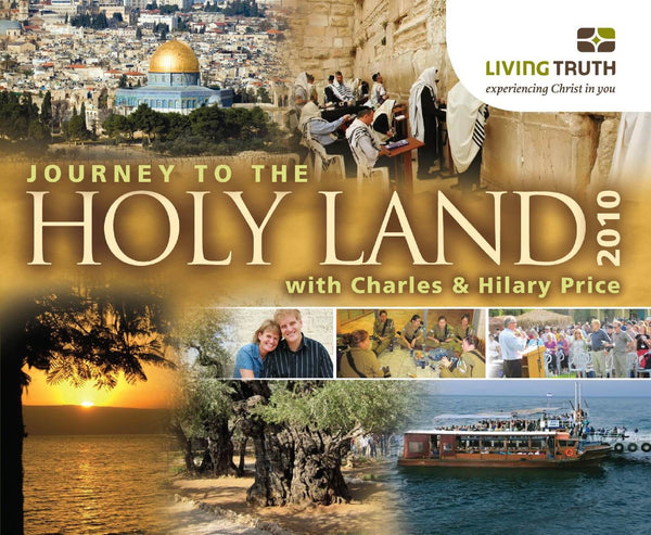 DVD: Journey to the Holy Land 2010: The Galilee Retreat (4 Part Series)