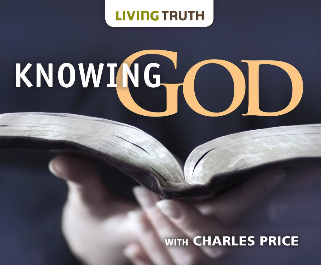 DVD: Knowing God (6 Part Series)