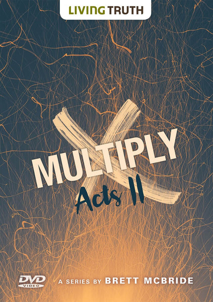 DVD: Multiply (Acts 2) 5 Part Series