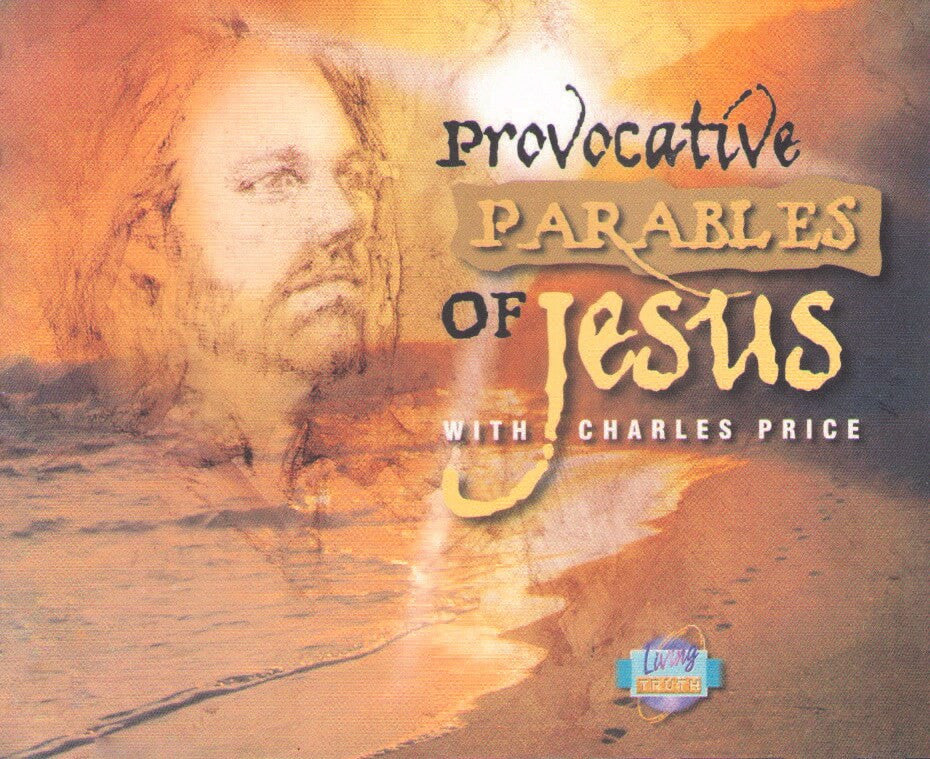 CD: Provocative Parables of Jesus (8 Part Series)