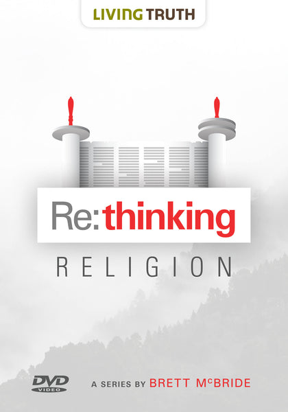 DVD: Re:Thinking Religion (3 Part Series)