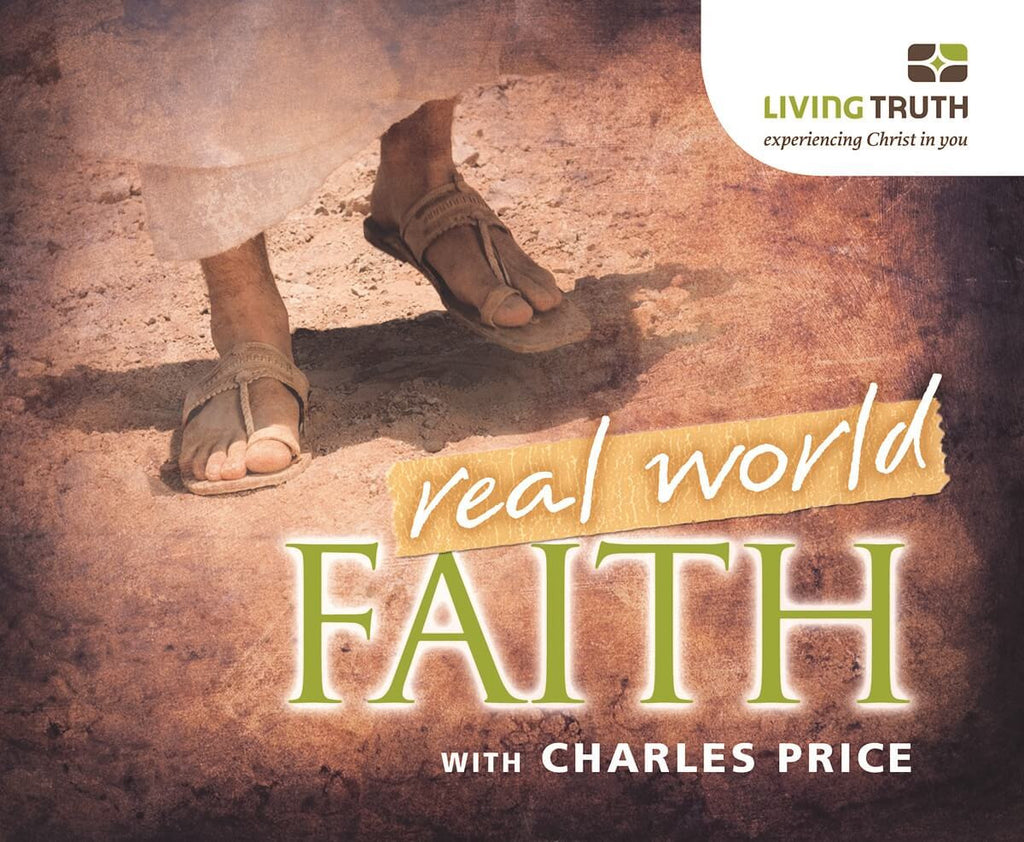 DVD: Real World Faith (8 Part Series)
