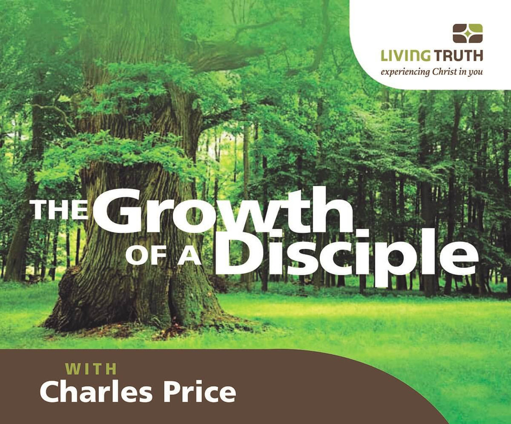DVD: The Growth of a Disciple (4 Part Series)