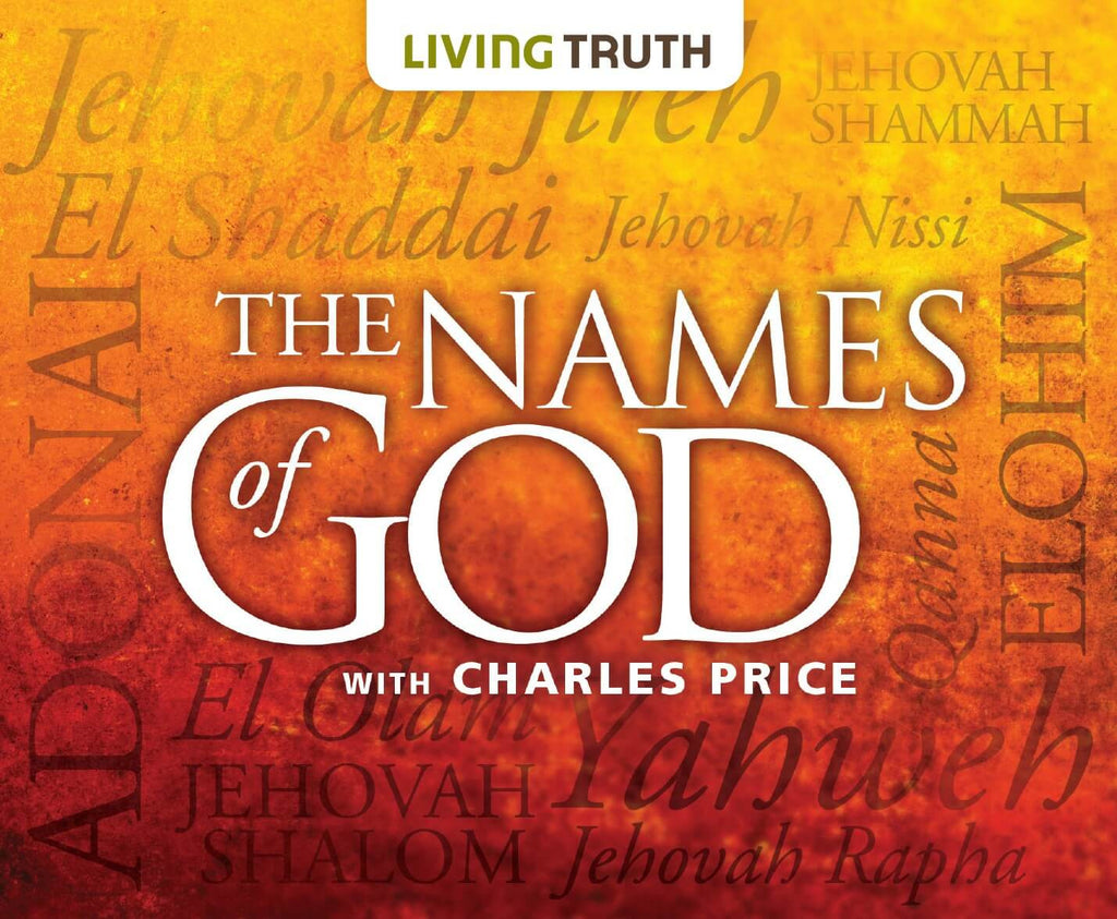 CD: The Names of God (8 Part Series)