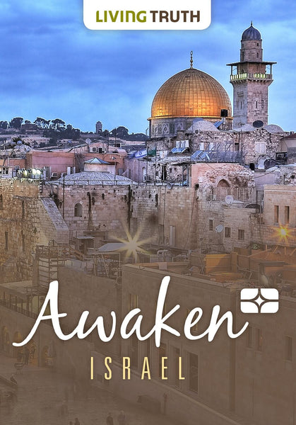 DVD: Awaken Israel 2016 (4 Part Series)