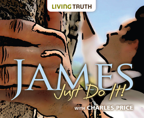 CD: JAMES: Just Do It (8 Part Series)