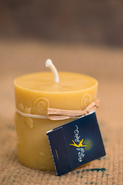 Pillier abeille - Candle