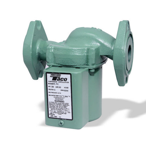 Taco cast iron circulator pump 0010