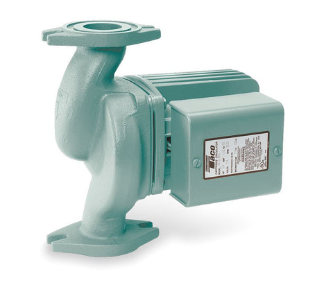 Taco cast iron circulator pump 0012