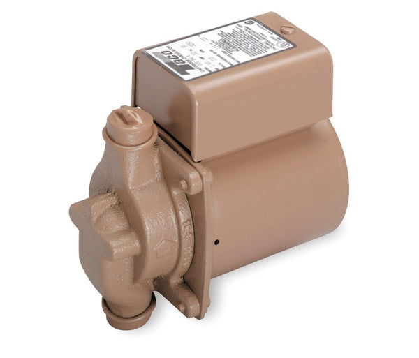 Taco bronze circulator pump 006