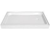 "Maax 60""x32"" Acrylic Shower Base - Right Drain  - 105056-R-000"