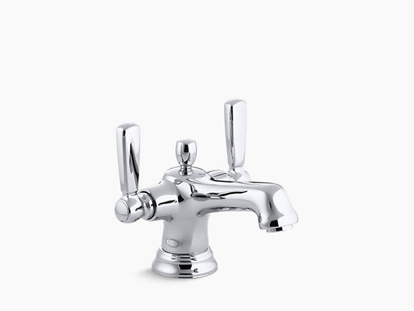 Kohler Bancroft Two-Handle Single-Hole Lavatory Faucet K-10579-4-CP Chrome