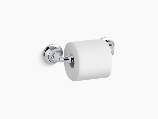 Kohler Forte Sculpted Toilet Tissue Holder K-11374-CP