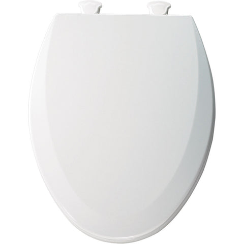 Bemis Elongated Bowl Toilet Seat Molded Wood 1500EC-000