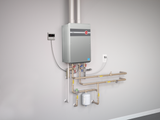 Rheem Prestige Condensing Tankless Direct Vent Water Heater - Natural Gas - RTGH-95DVLN