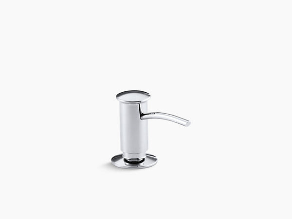 Kohler Contemporary Soap/ Lotion Dispenser K-1895-C-CP Chrome
