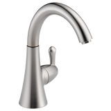 Delta Transitional Beverage Faucet 1977-AR-DST Arctic Stainless
