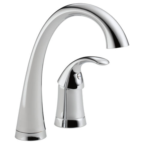 Delta Pilar Single Handle Bar/ Prep Faucet 1980-DST Chrome
