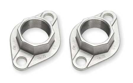 Taco 1 inch stainless steel freedom flanges 110-252SF