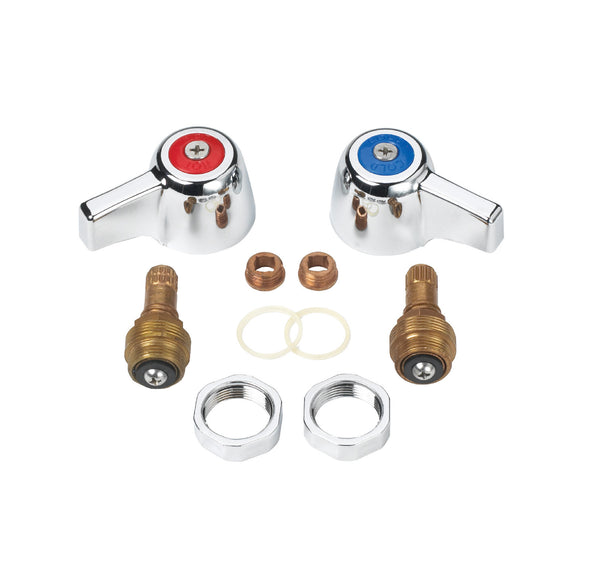 Krowne commercial series repair kit for 4 inch center