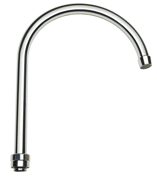 Krowne universal replacement spout with 8-1/2 inch gooseneck 21-429L