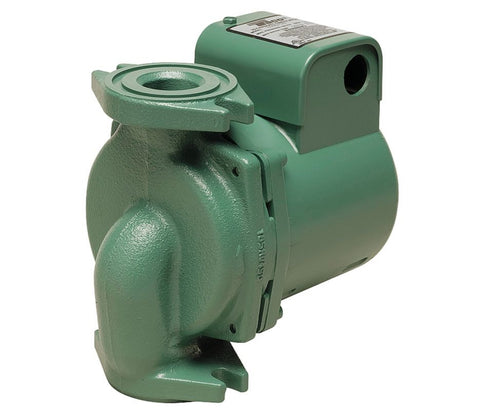 Taco cast iron wood boiler circulator pump 2400-20-WB-3P