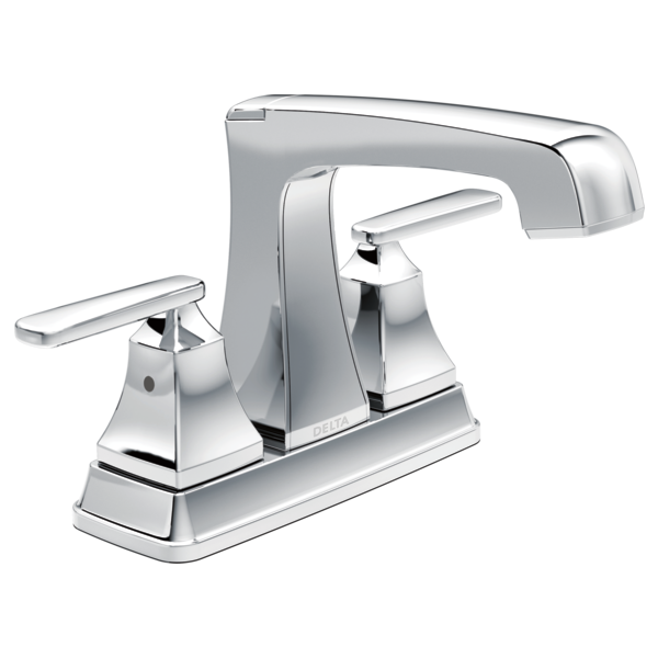 Delta Ashlyn Two Handle Lavatory Faucet 2564-MPU-DST Chrome