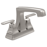 Delta Ashlyn Two Handle Lavatory Faucet 2564-SSMPU-DST Stainless