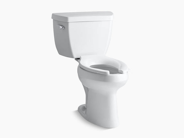 Kohler Highline Pressure Assisted ADA Toilet K-3519-0