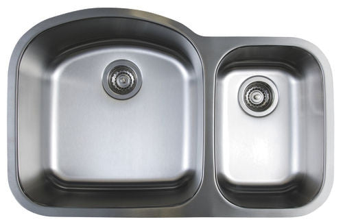 Blanco Stellar 1.6 Bowl Stainless Steel Undermount Kitchen Sink 441022