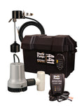 Liberty battery back-up emergency sump pump model 441