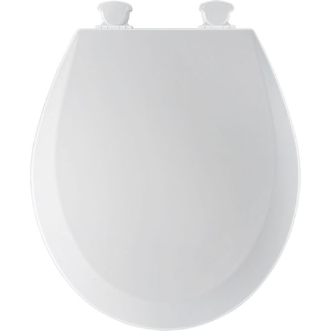 Kohler Bancroft Elongated Toilet Seat With Quick Release Hinges K 46 Central Plumbing And Heating Supply Co Inc
