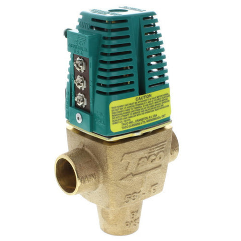 Taco 3/4 inch three-way zone valve 561