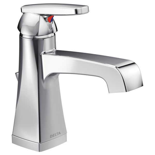 Delta Ashlyn Single Handle Lavatory Faucet Metal Pop-up 564-MPU-DST Chrome