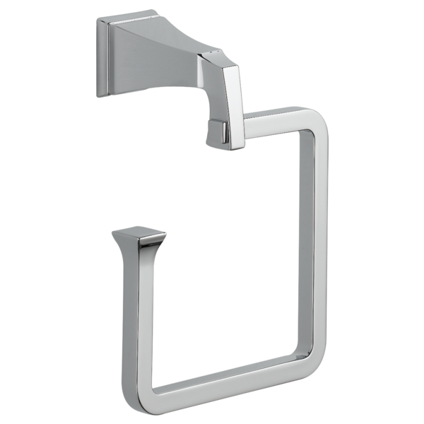 Delta Dryden Towel Ring 75146 Chrome